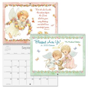 2022 Blessed Are Ye® Wall Calendar