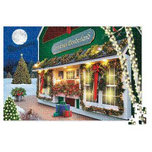 Christmas Wonderland Puzzle