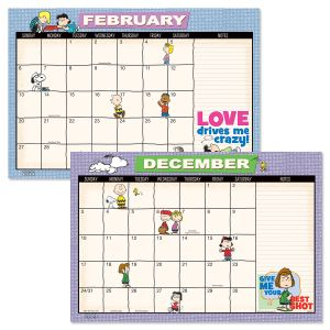 2022-2023 PEANUTS® Calendar Pad