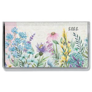2022 Wildflower Sanctuary Pocket Calendar