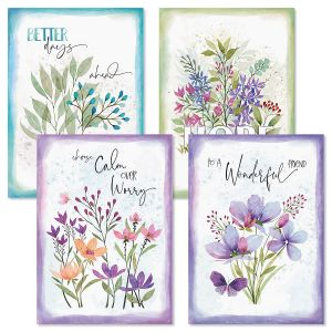 Flourish Encouragement Cards & Seals