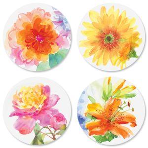 Teacup Brights Seals (4 Designs)
