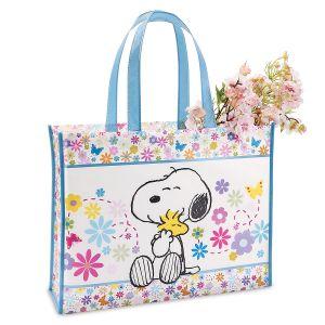 Snoopy Flower Power Tote Bag - BOGO