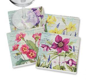 Botanical Florals Coasters