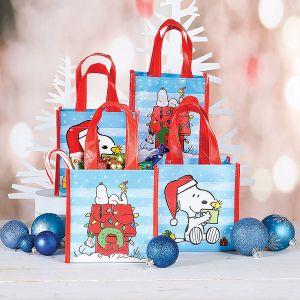 Snoopy Mini Treat Bags - BOGO