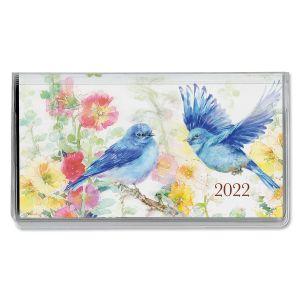 2022 A Year of Birds Pocket Calendar