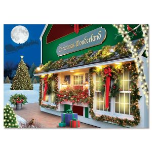 Christmas Wonderland Christmas Cards