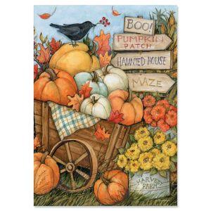 Halloween Pumpkin PatchCards