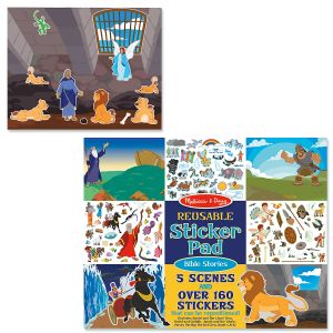 Reusable Sticker Pad Bible Stories by Melissa & Doug®