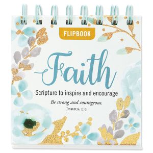 Faith Flip Book