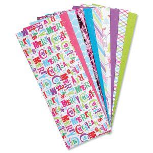 Christmas Mylar Tissue Value Pack