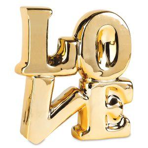Gold Love Decor