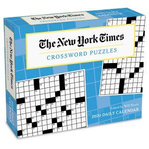 New York Times Crossword Puzzles 2020 Calendar