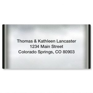 Mercury Magic Border Address Labels