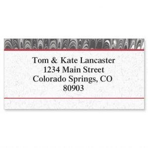 Executive Address Labels