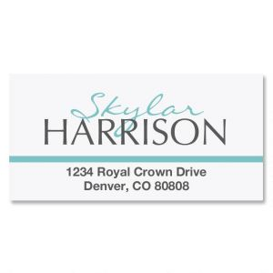 Contempo Deluxe Address Labels
