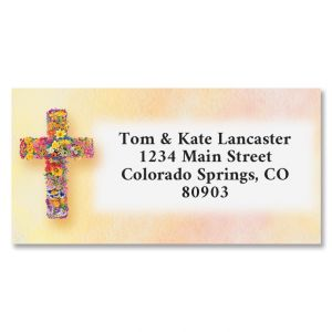 Blooming Cross Border Address Labels