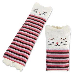 Cozy Critter Cat Neck Warmer