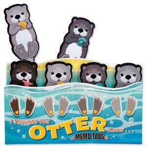 Otter Memo Tabs