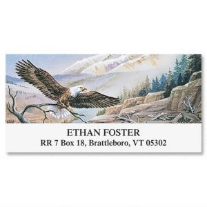Eagle Deluxe Address Labels