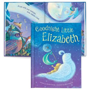Goodnight, Little Me Personalized Storybook