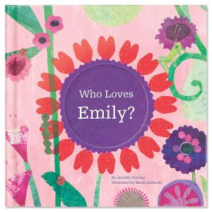 Personalized Who Loves Me Storybook