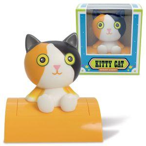 Cat Tap-On Nightlight