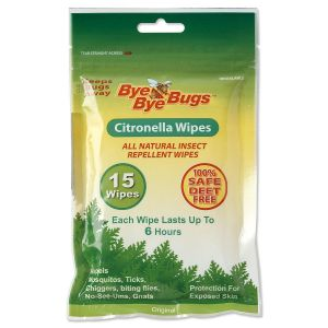 Citronella Wipes