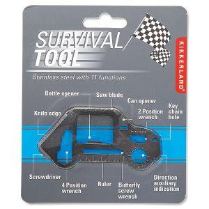 Car-Shaped Survival Tool