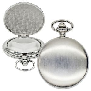 Pocket Watch Pill Keeper