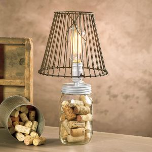 Canning Jar Lamp Kit