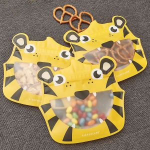 Tiger Zipper Bags