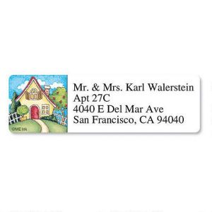 Mary Engelbreit® Home Sweet Home Classic Address Labels