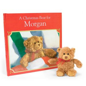 A Christmas Bear For Me Personalized Storybook