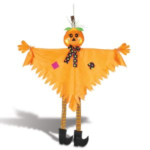Pumpkin Hanging Halloween Figure