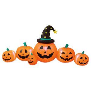 Inflatable 8' Pumpkin Patch