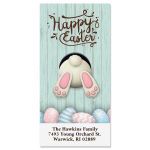 Happy Easter Oversized Address Labels
