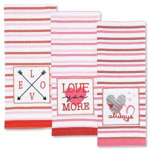 Valentine Kitchen Towels