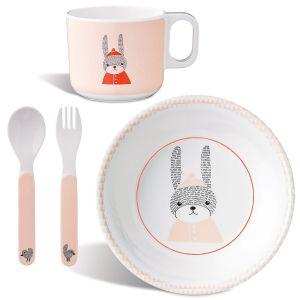 Bunny Dinnerware Set