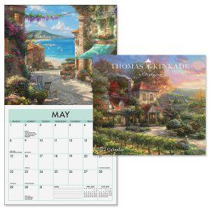 2022 Thomas Kinkade Calendar