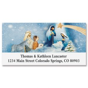 Shining Star Deluxe Address Labels