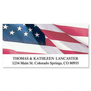 American Glory  Deluxe Address Labels