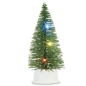 LED Bottle Brush Christmas Tree