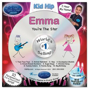 You're The Star Kids CD