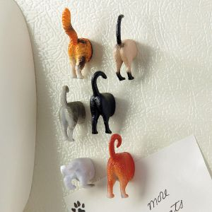 Catt Butt Magnets