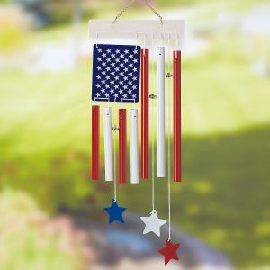 Flag Wind Chime