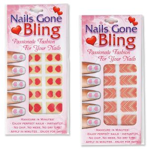 Nails Gone Bling