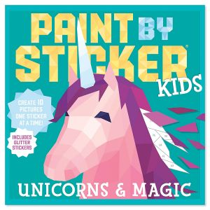 Unicorn Paint by Sticker