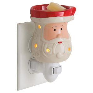 Santa Candle Warmer
