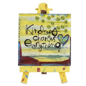 Kindness Mini Plaque